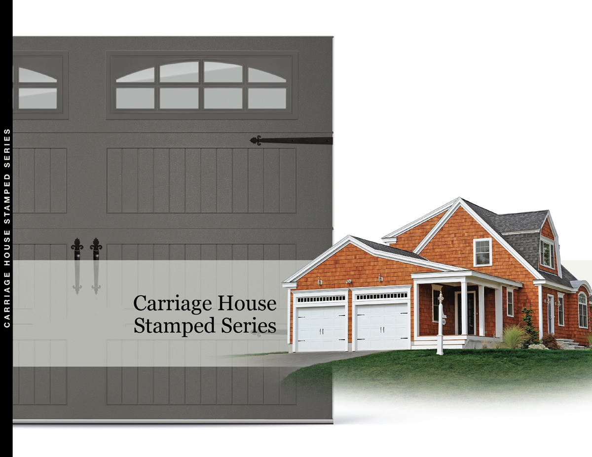 DAC Enterprise, Inc. - Carriage House Stamped Brochure