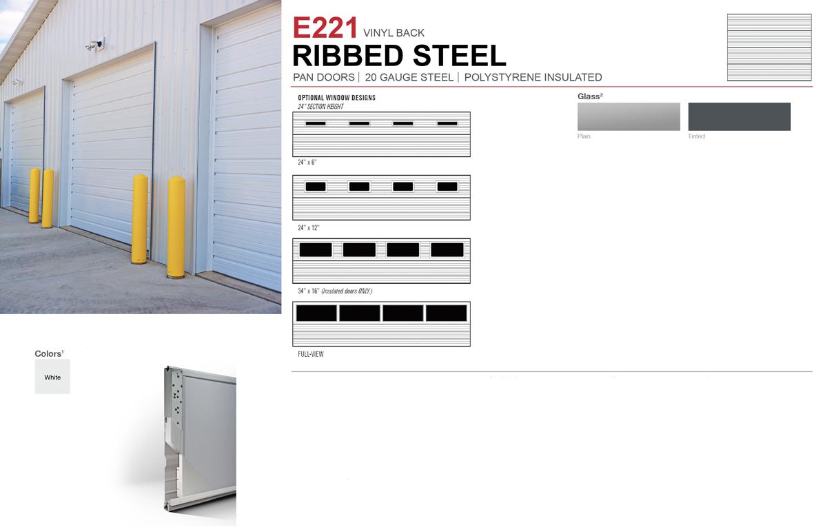 DAC Enterprise, Inc. - Ribbed Steel