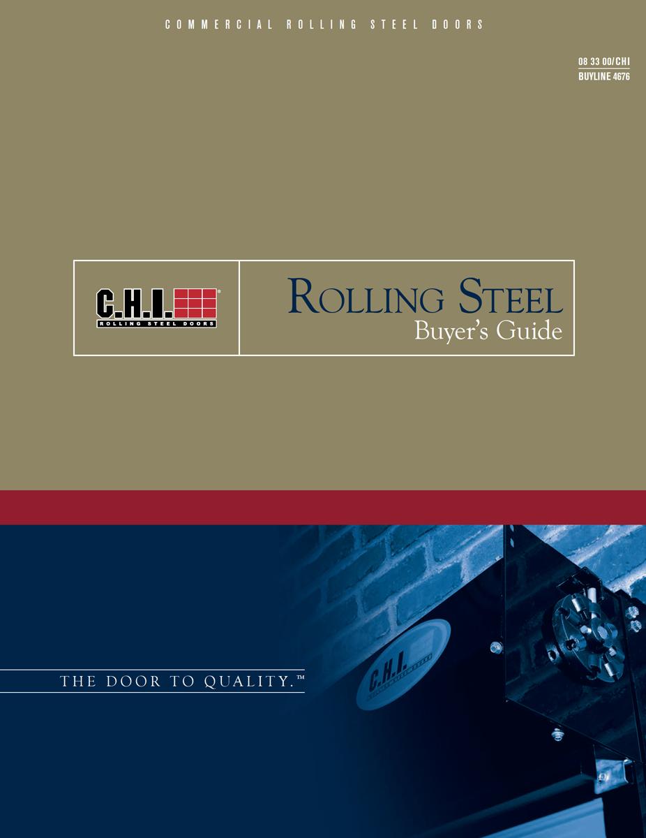 DAC Enterprise, Inc. - CHI Rolling Steel